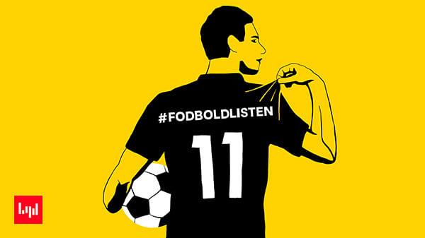 DR LYD: Fodboldlisten