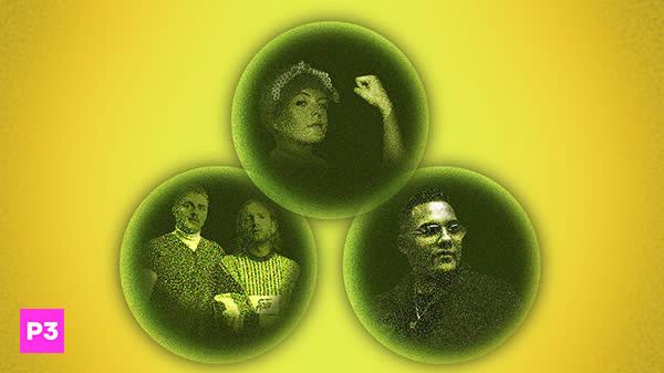P3 Podcast: Splittet til atomer