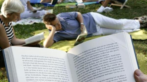 DR og bogbranchen i samarbejde om landsdækkende bogfestival