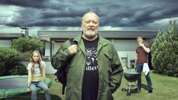 DR er klar med ny dramaserie: 'Ulven kommer' den 11. oktober