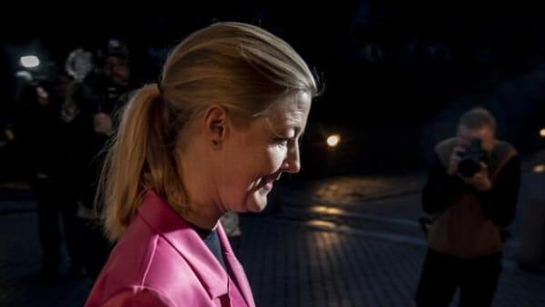 """Detektor: Sofie Carsten Nielsen indrømmer at have talt med Auken om Østergaards """"adfærd til fester"""""""