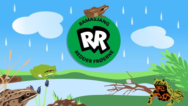 Ramasjang Redder Frøerne