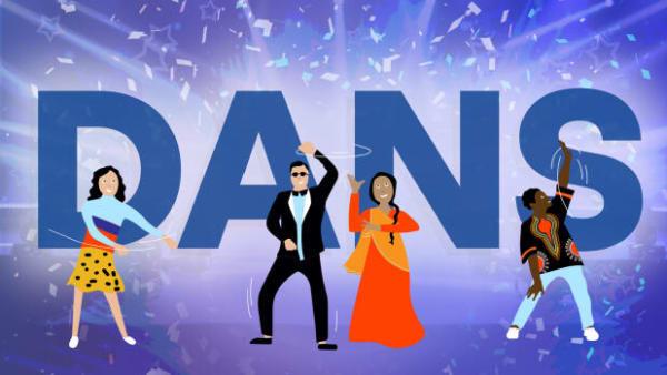 Verdens sejeste dansetrin