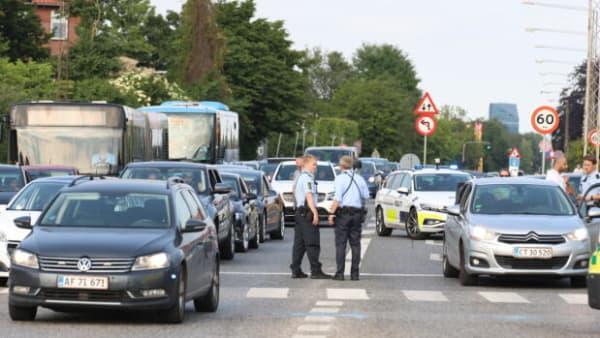 Hårdt såret politimand ryster kollegerne: 'Det kunne lige så godt være mig selv'