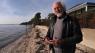 Egons sommerhus er truet af havet: 'Det er ikke rart at tænke på'