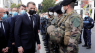 Macron besøger gerningssted i Nice: 'Det er åbenlyst et angreb på Frankrig'