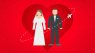 Flere hundrede udenlandske par viet i Danmark trods indrejseforbud