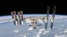 Rumskrot rammer Den Internationale Rumstation og laver hul på robotarm