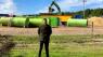 Tidsplanen holder: 9.000 tons nedgravede mink er kørt væk