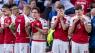 De danske spillere slog ring om Eriksen: Nu hyldes de som helte i hele verden