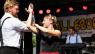 Ikke kun for ældre mennesker i dragt og kyse: 27-årige Nathasja danser folkedans