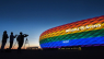 Professor: Uefa havde ikke andet valg end at sige nej til regnbuefarver på EM-stadion