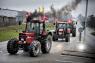 Kæmpe traktor-demonstration skudt i gang: 'Regeringen må gå af'
