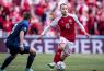 DBU med gode nyheder: Christian Eriksens tilstand er fortsat stabil, og han sender hilsen til sine holdkammerater